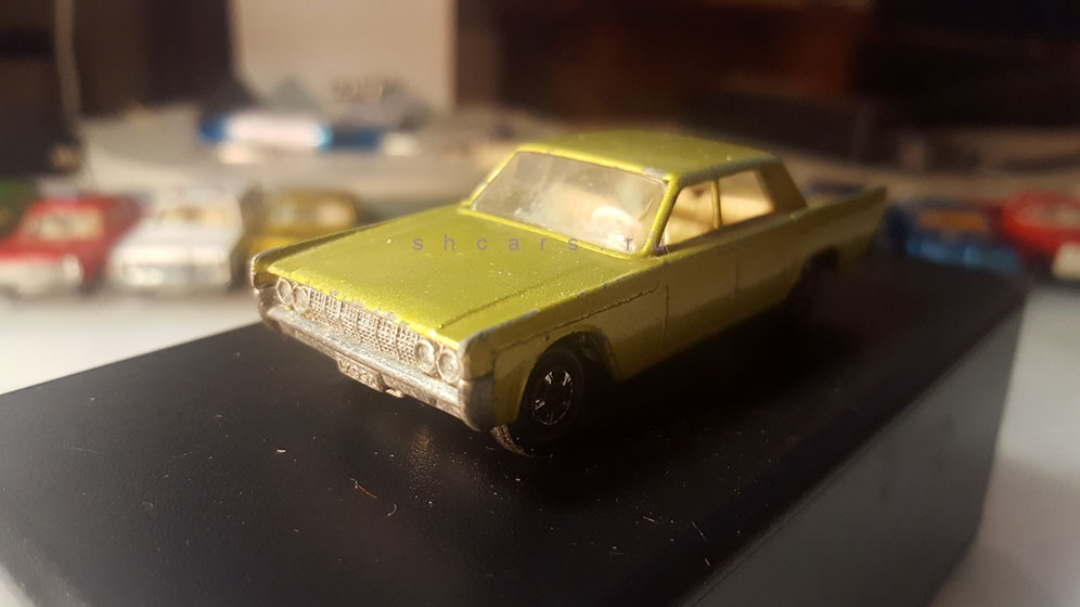 matchbox LINCOLN Continental
