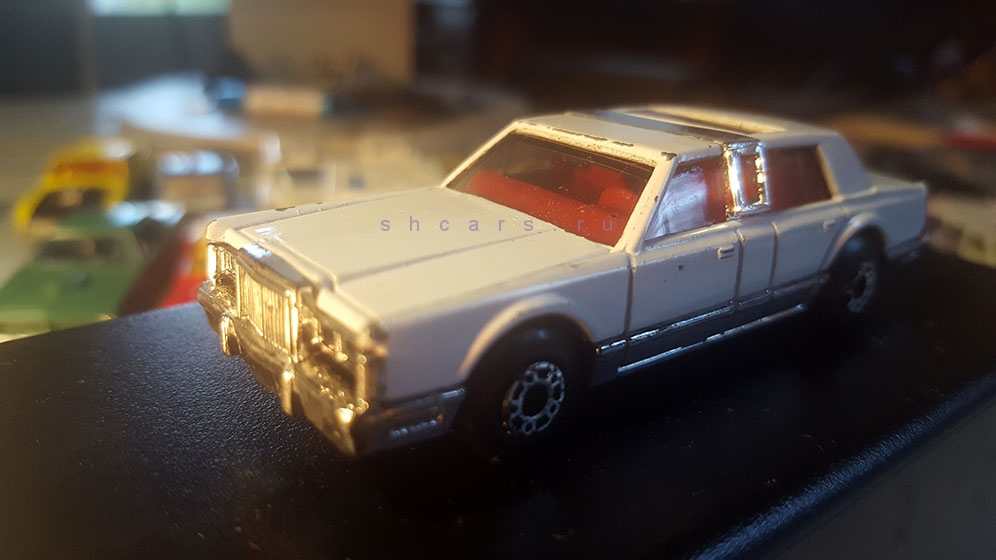 matchbox LINCOLN Town Car