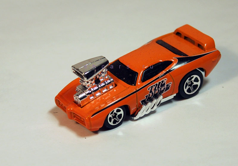 hotwheels PONTIAC GTO JUDGE