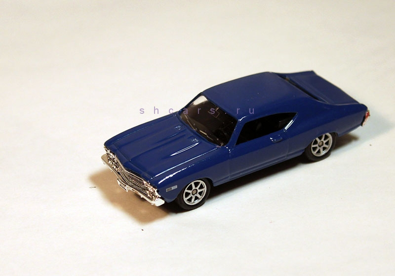 welly CHEVROLET Chevelle SS-396