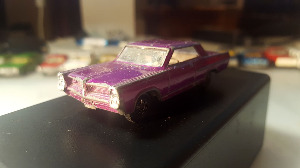 matchbox PONTIAC Grand Prix Sports Coupe