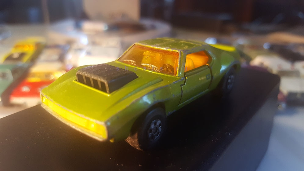matchbox AMC AMX Javelin
