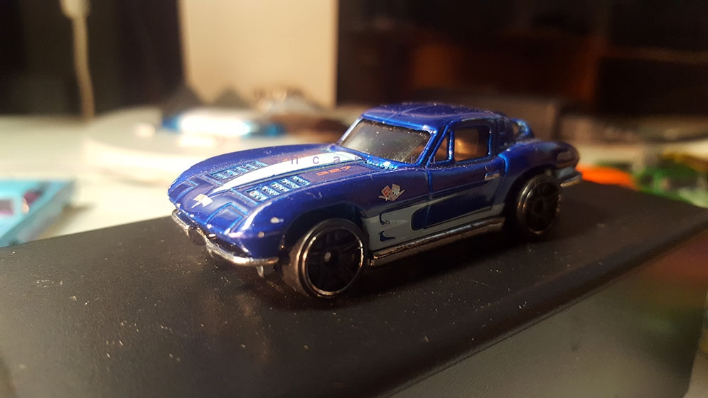 hotwheels CHEVROLET Corvette Stingray