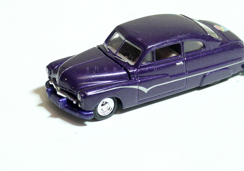 Racingchampions MERCURY Eight coupe CUSTOM