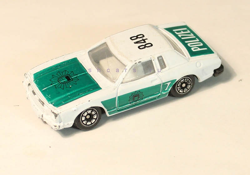 welly FORD MUSTANG II GHIA