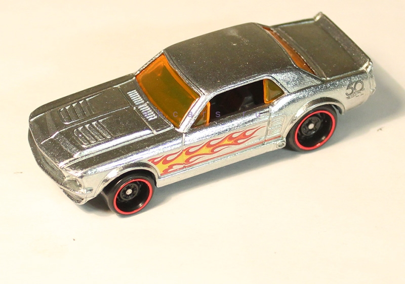 hotwheels FORD MUSTANG COUPE