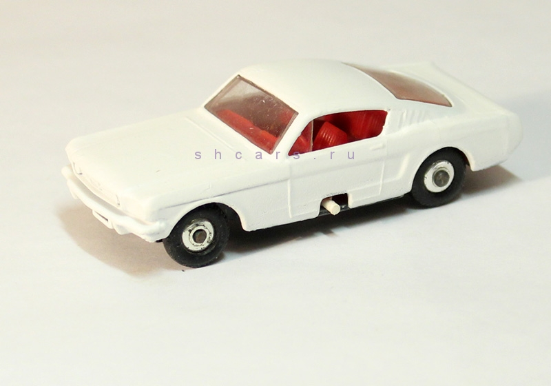 matchbox FORD Mustang