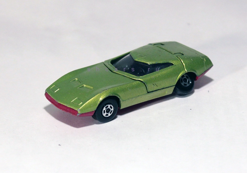 matchbox DODGE Charger mkIII
