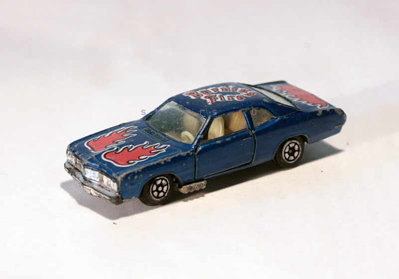 YATMING PLYMOUTH Duster