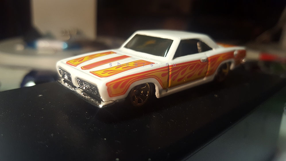 hotwheels PLYMOUTH Barracuda Formula S