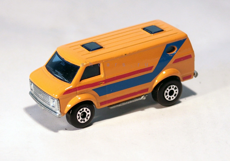 MATCHBOX CHEVROLET Van
