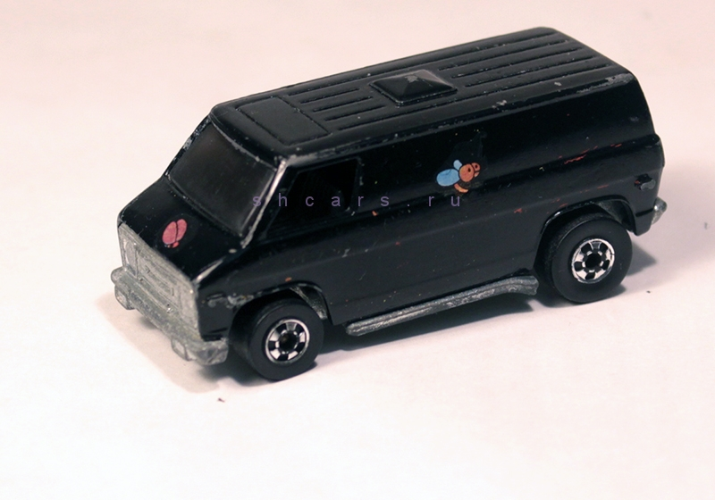 HOTWHEELS FORD Super Van