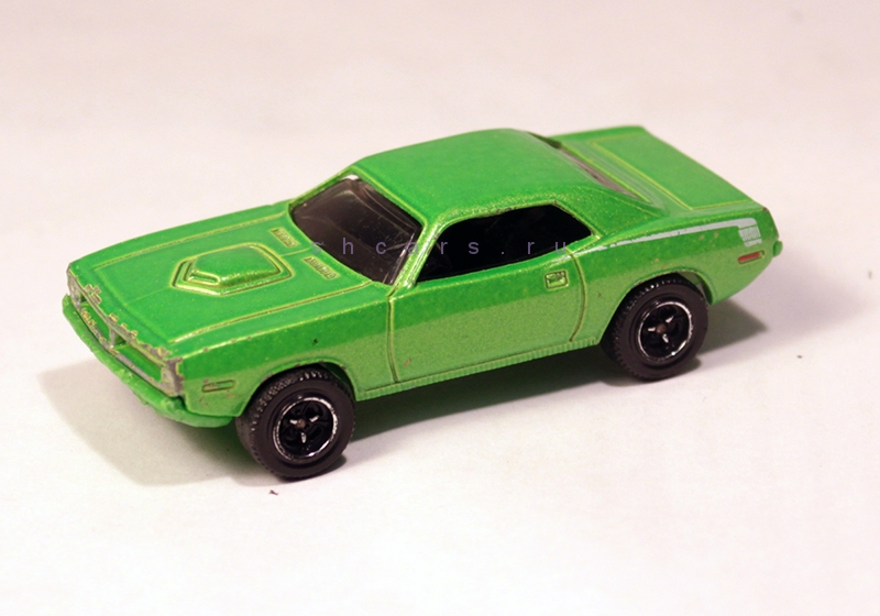 MATCHBOX PLYMOUTH CUDA
