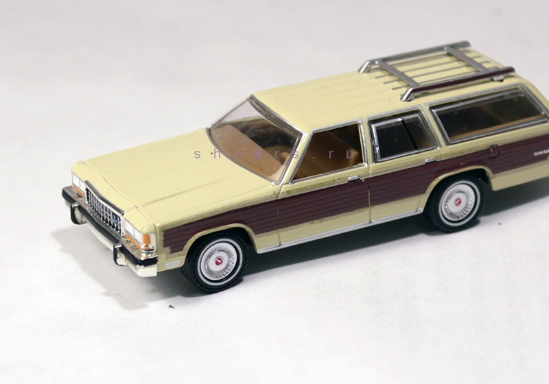 GREENLIGHT FORD LTD Contry Squire