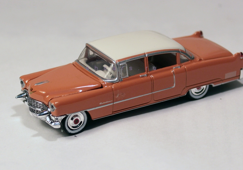 GREENLIGHT CADILLAC Fleetwood