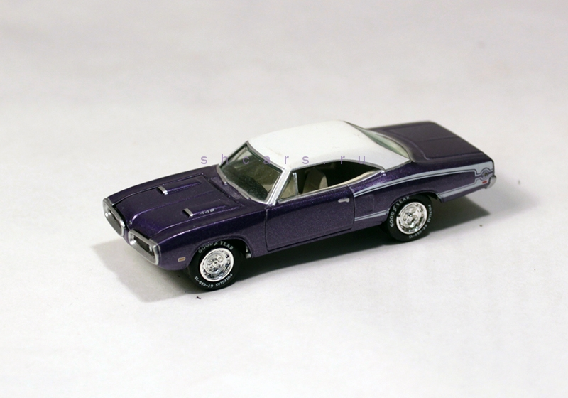 JOHNNYLIGHTNING DODGE Super Bee