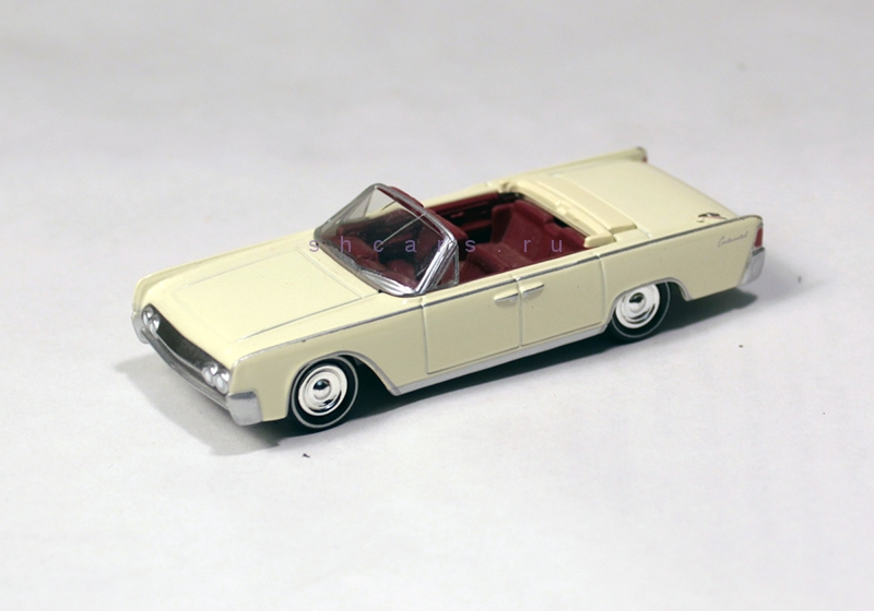 JOHNNYLIGHTNING LINCOLN Continental