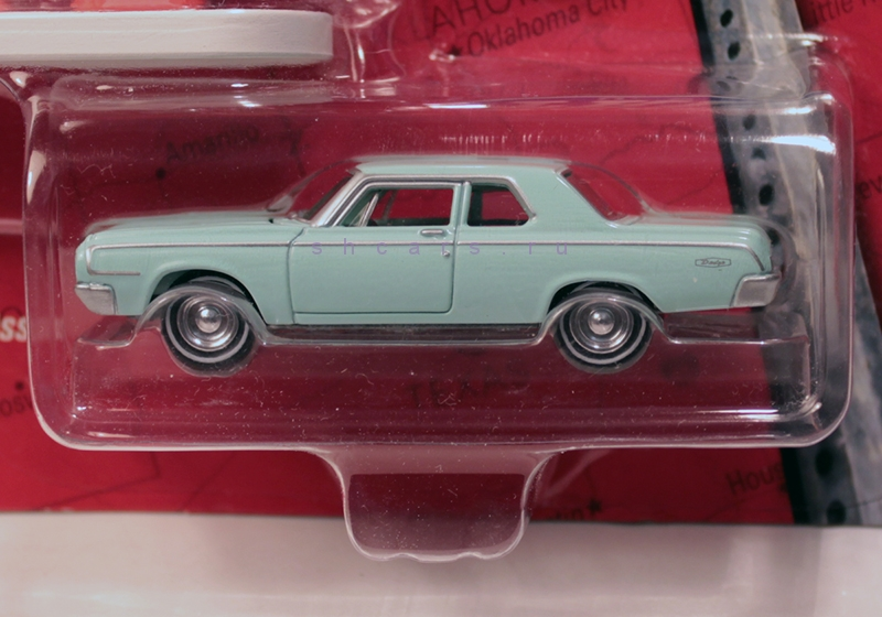JOHNNYLIGHTNING DODGE 330