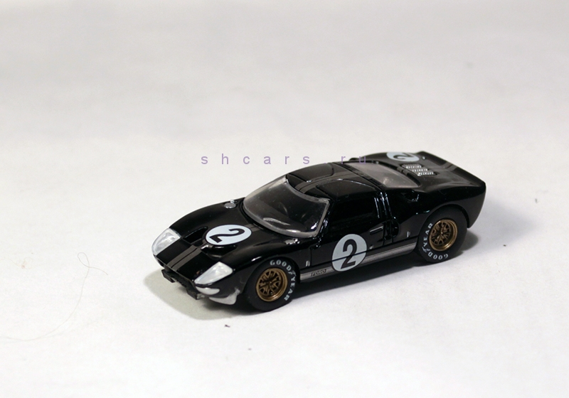 AUTOWORLD FORD GT 40