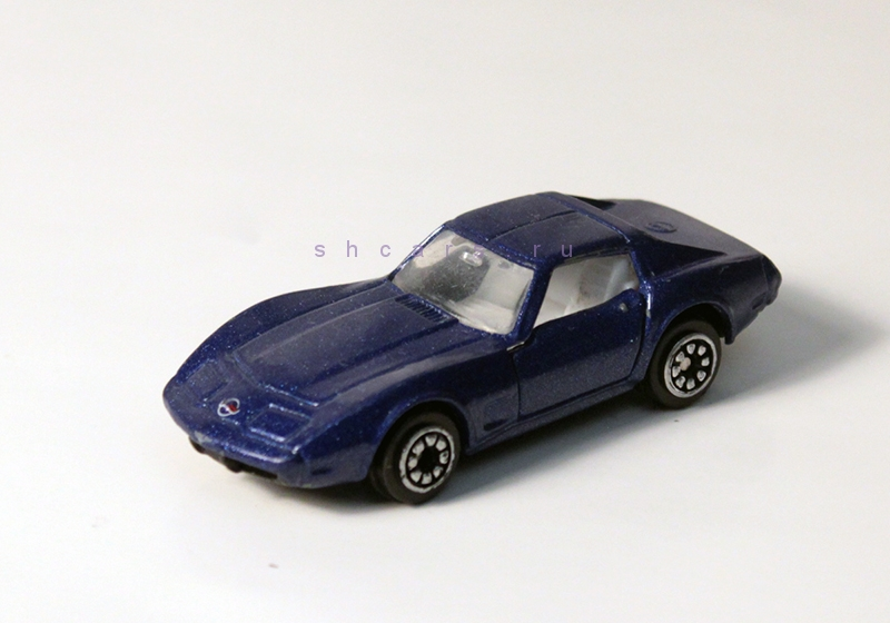 WELLY CHEVROLET Corvette