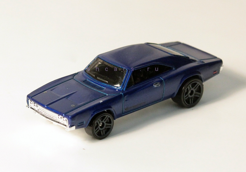HOTWHEELS DODGE Charger 500