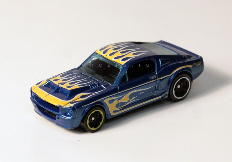 HOTWHEELS FORD Mustang Shelby GT-500