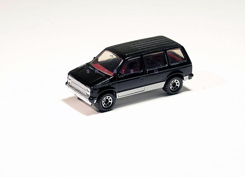 MATCHBOX DODGE Caravan 1983