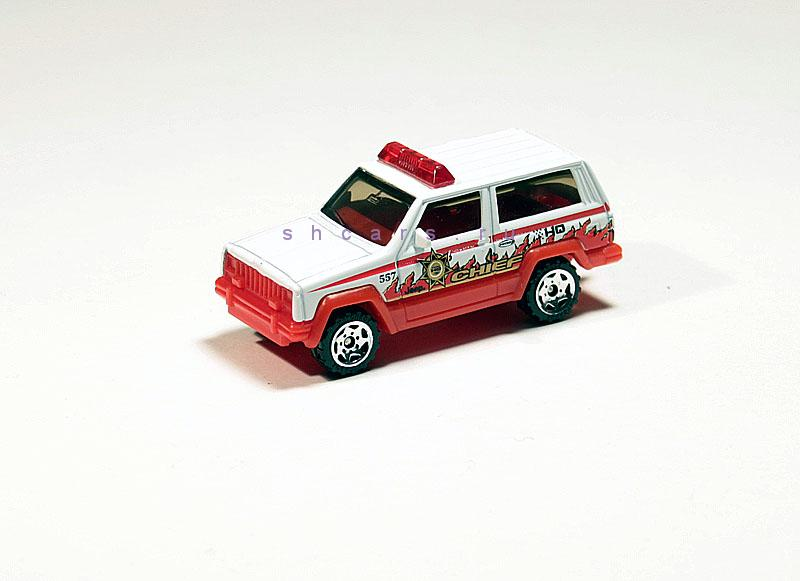 MATCHBOX JEEP Cherokee 1985