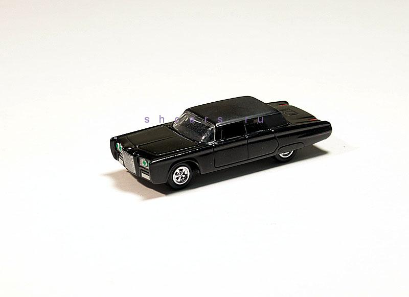JOHNNYLIGHTNING CHRYSLER Imperial Crown Green Hornet 1965