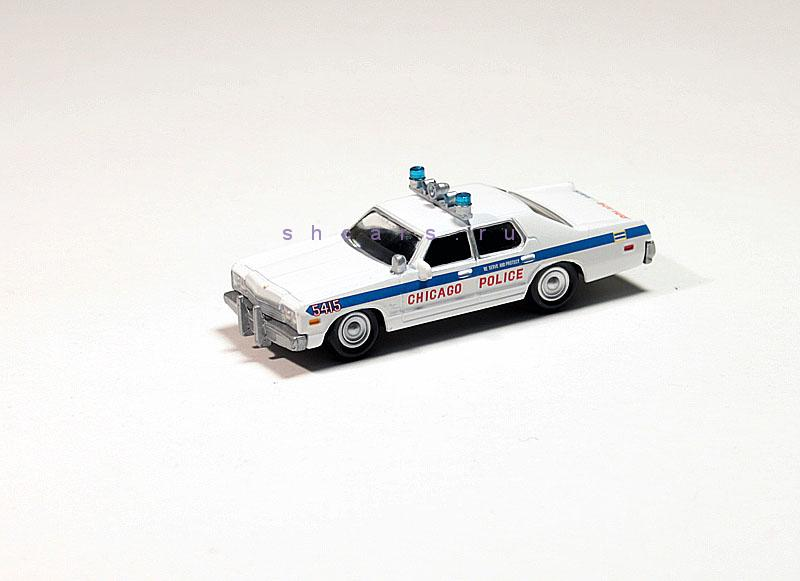 JOHNNYLIGHTNING DODGE Monaco 1974