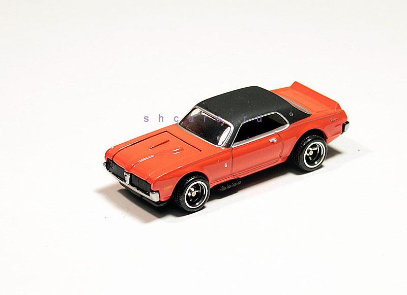 HOTWHEELS MERCURY Nitty Gritty Kitty 1968