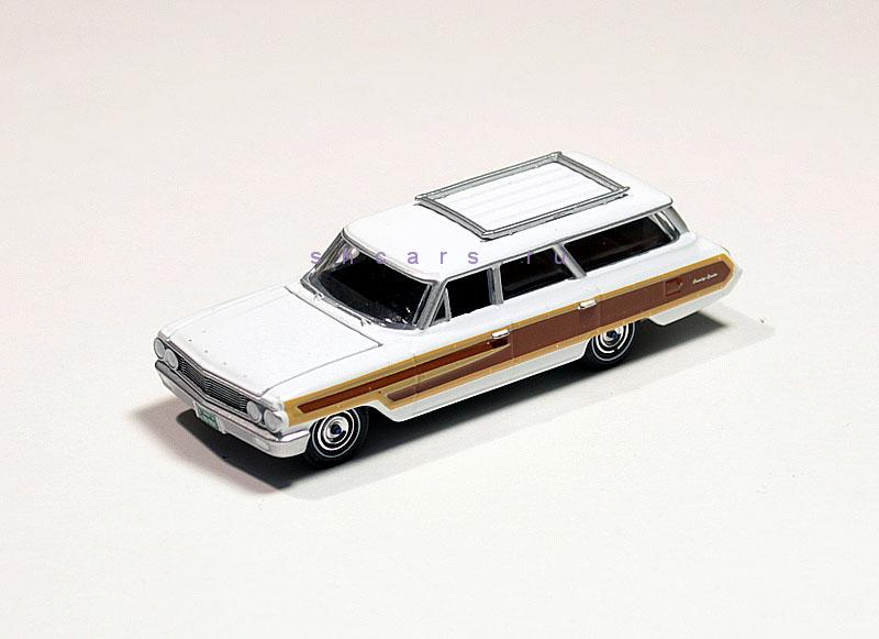 AUTOWORLD FORD Country Squire 1964