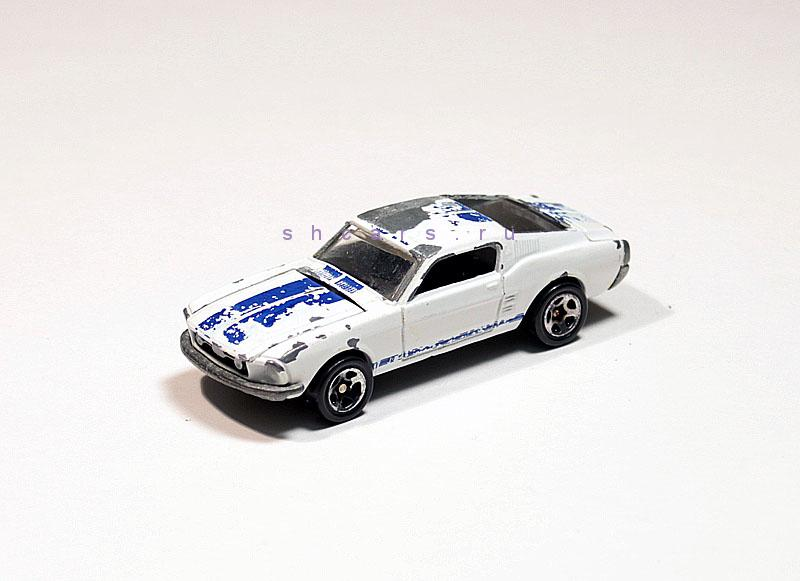 HOTWHEELS FORD Mustang 1967