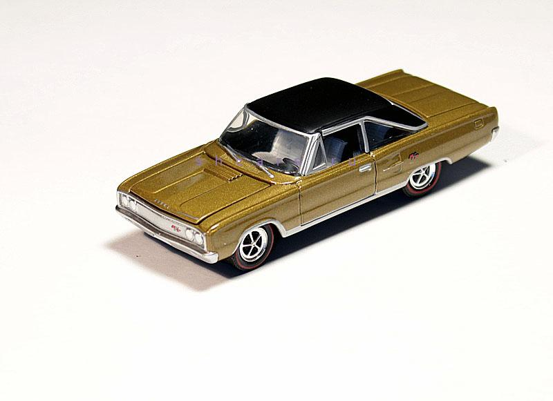 GREENLIGHT DODGE Coronet 1967