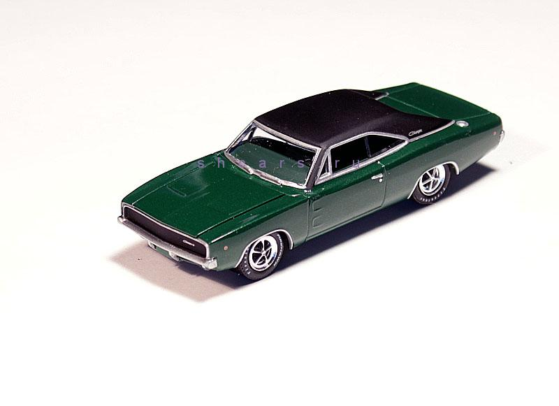 GREENLIGHT DODGE Charger 1968