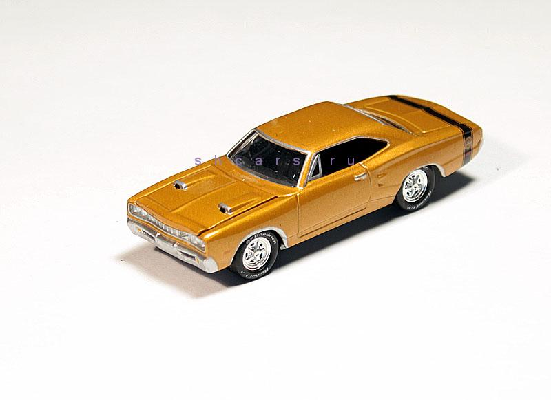 JOHNNYLIGHTNING DODGE Superbee 1969