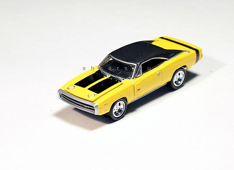 JOHNNYLIGHTNING DODGE Charger R/T 1970