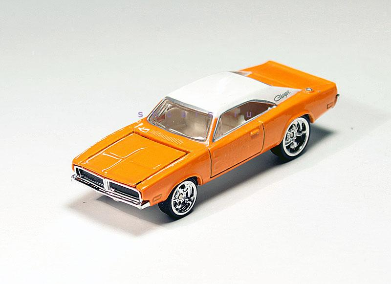 HOTWHEELS DODGE Charger '69 1969
