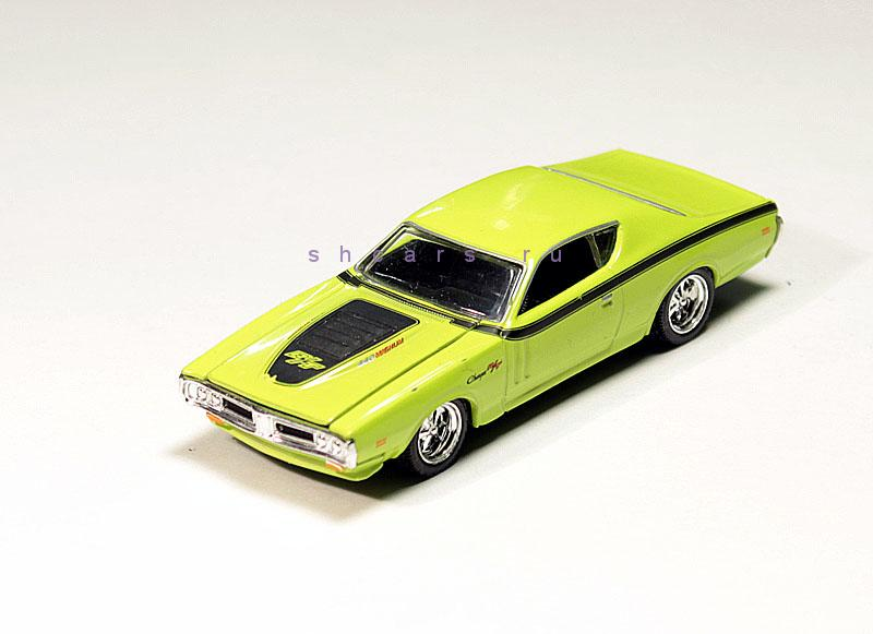 HOTWHEELS DODGE Charger '71 1971