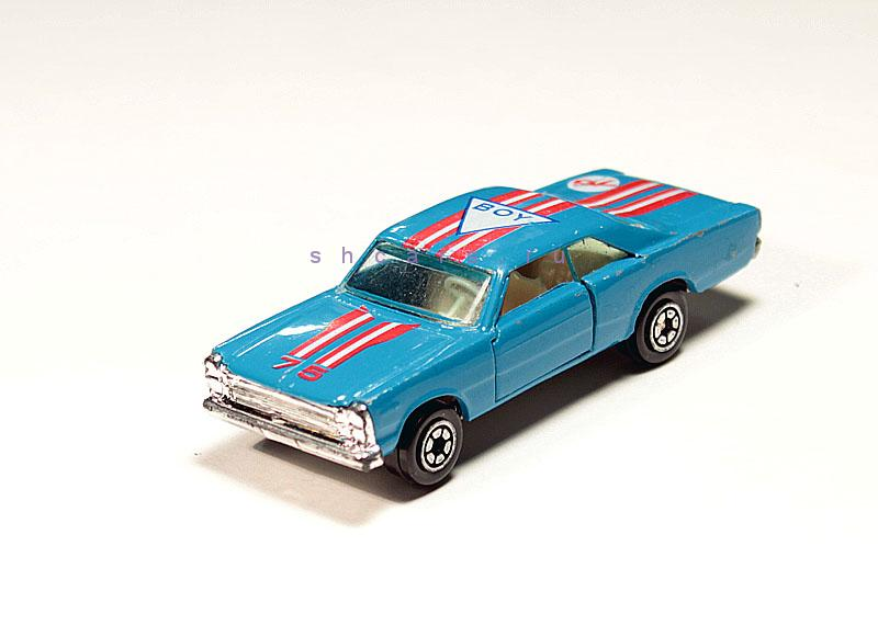 YATMING FORD Galaxie 500XL 1966
