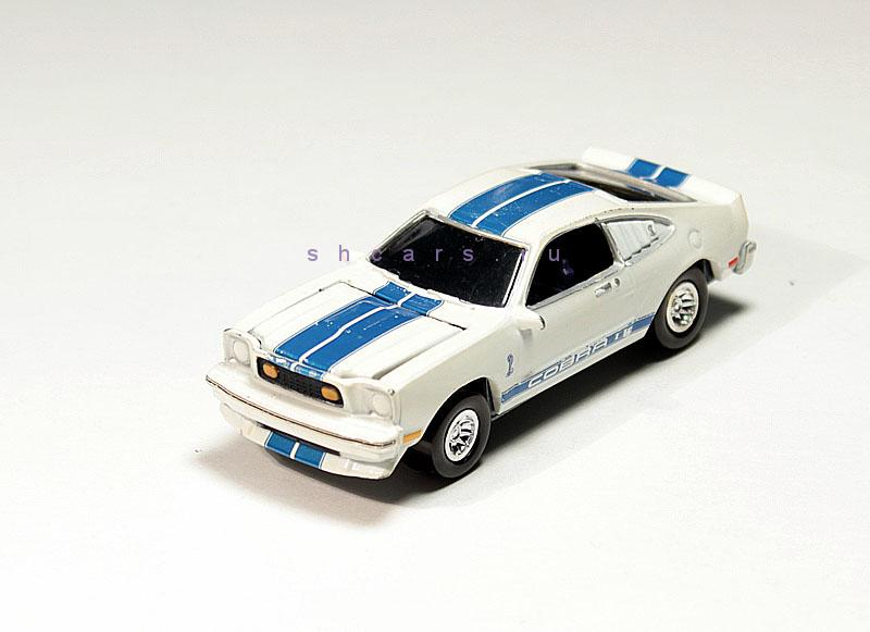 JOHNNYLIGHTNING FORD Mustang Cobra 1976