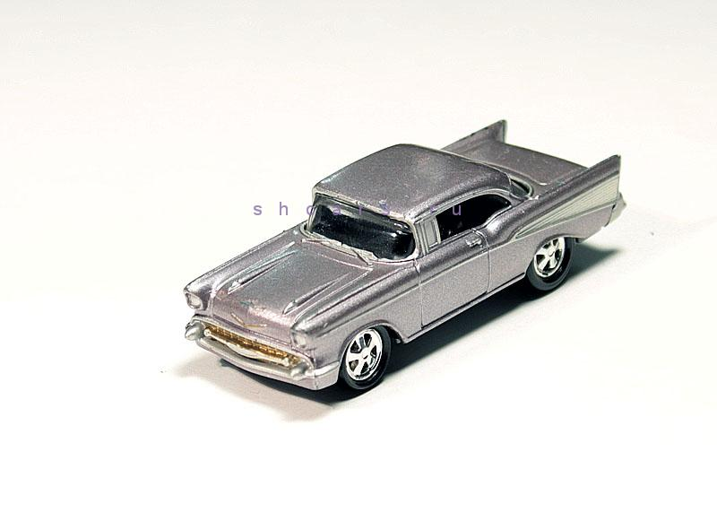 JOHNNYLIGHTNING CHEVROLET Bel Air 1957