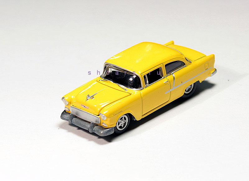 JOHNNYLIGHTNING CHEVROLET 2 Door Sedan 1955