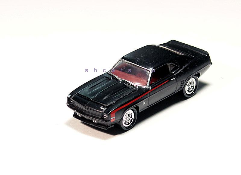 JOHNNYLIGHTNING CHEVROLET Camaro RS/SS 1969