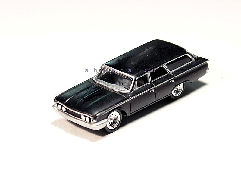 JOHNNYLIGHTNING FORD Country Squire Station wagon 1960