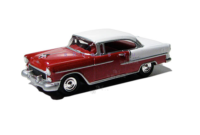 Chevrolet Bel Air 1955 от Greenlight