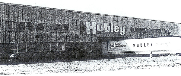 HUBLEY MANUFACTURING COMPANY LANCASTER, PA 1894 - 1948
