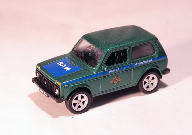 LADA 4X4 WELLY