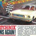 Ford Mustang Matchbox
