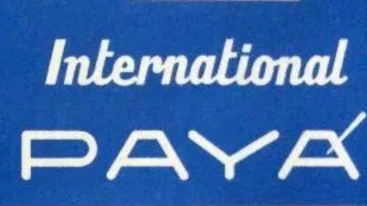 логотип International PAYA